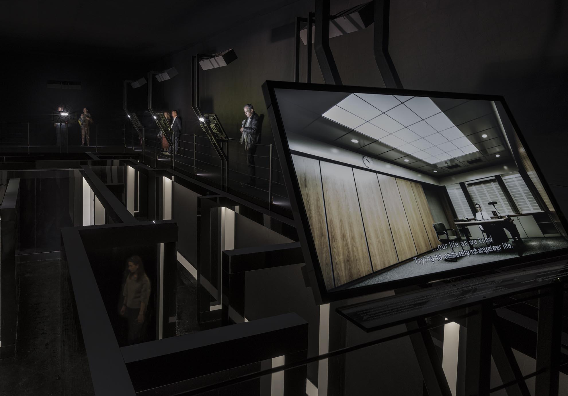 Biennale_Laboratory of Dilemmas, George Drivas