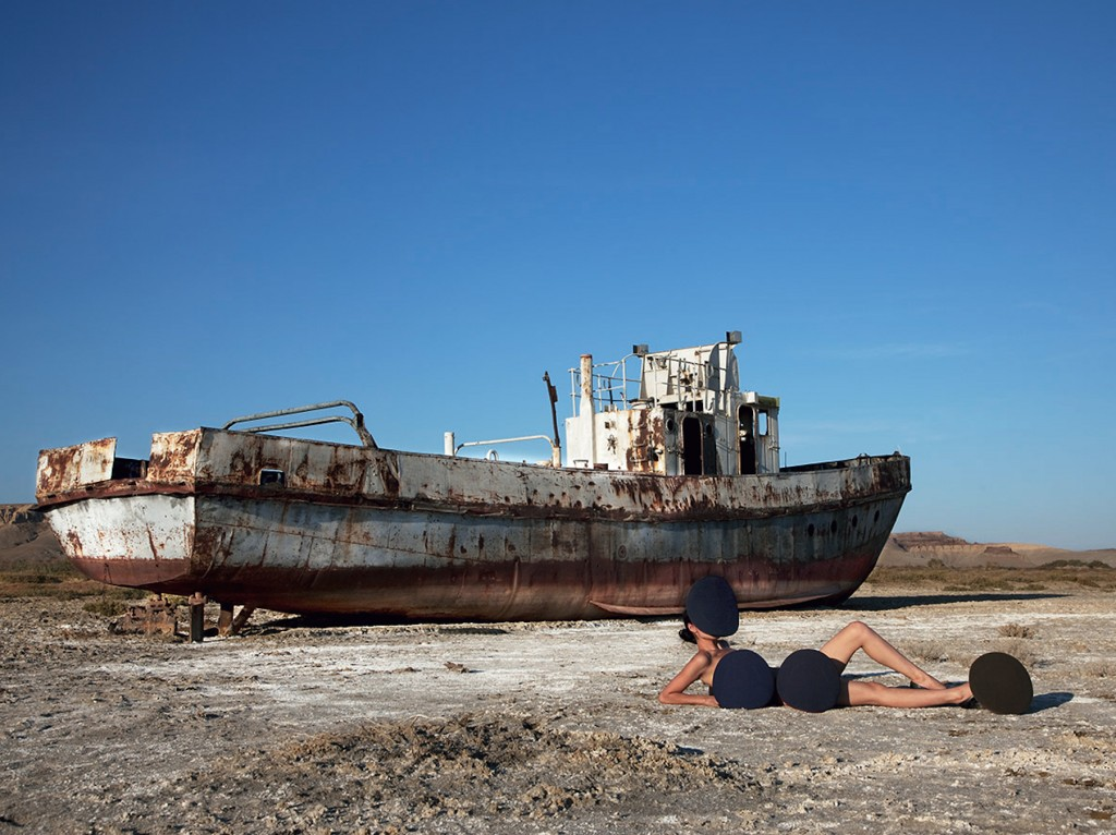 Aral Beach II_ Almagul Menlibayeva